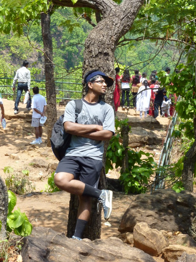 Me in Panchmarhi