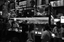 Hard Rock Cafe B/W Stage