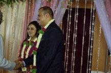 Happily married life started