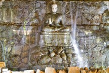 Buddha in serenity