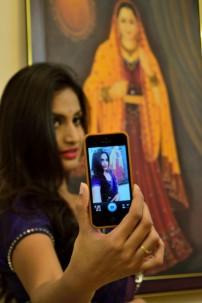 Selfie lele re...