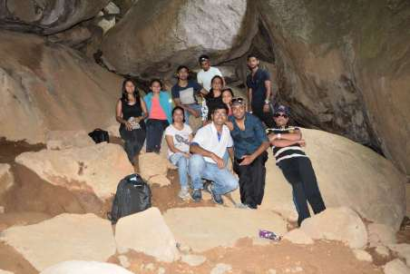 Antargange Caves